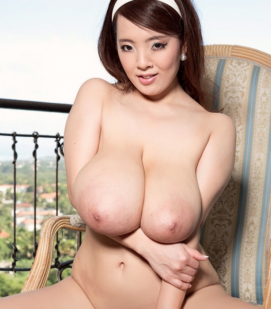 Big tit asian pornstar lee