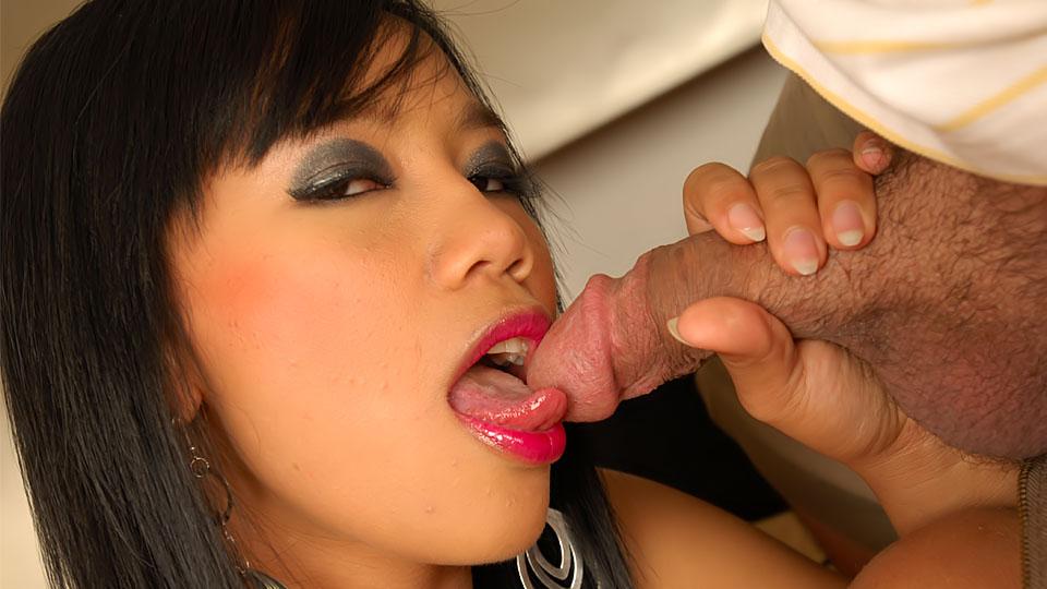 Thai anal bitch Sherri is being naughty