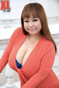 From Japan With Huge Boobs Featuring: P Chan
