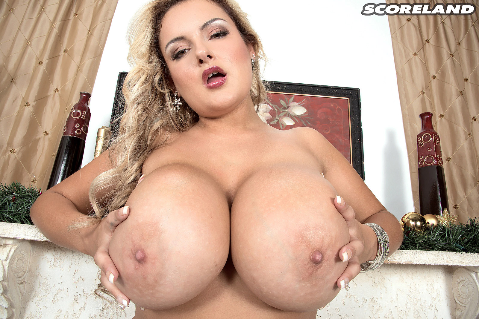 Katie Thornton Holiday of Hooters (16)