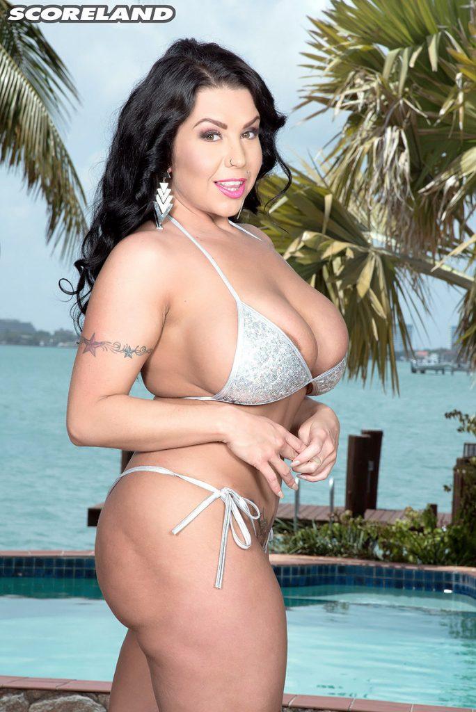Sheridan Love is a Bikini Babe